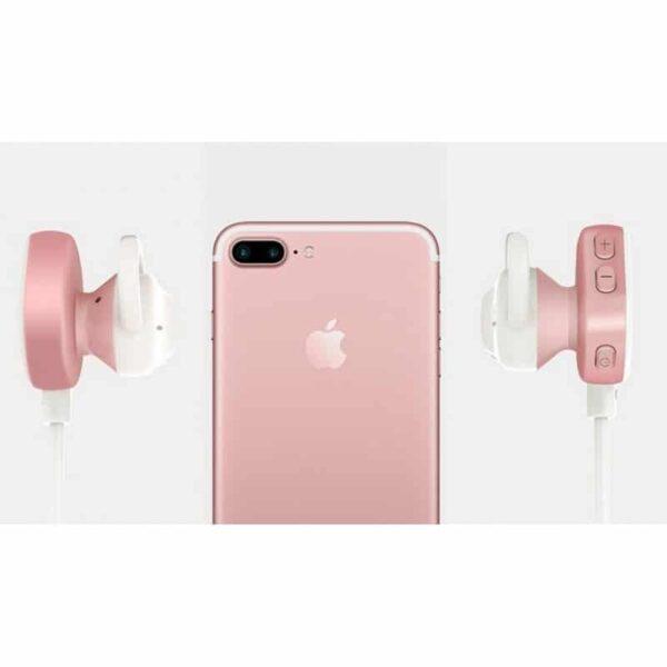 29366 - Беспроводные Bluetooth наушники Dacom Fruit Powder 7 - Bluetooth 4.1, до 10 м, до 8 часов музыки