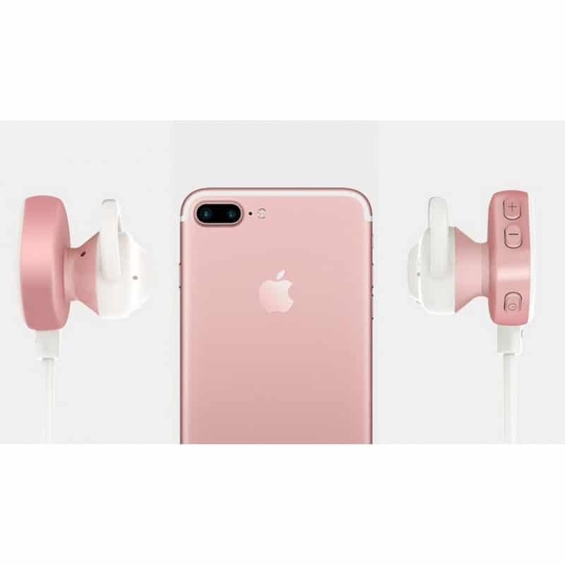 Беспроводные Bluetooth наушники Dacom Fruit Powder 7 – Bluetooth 4.1, до 10 м, до 8 часов музыки 206186