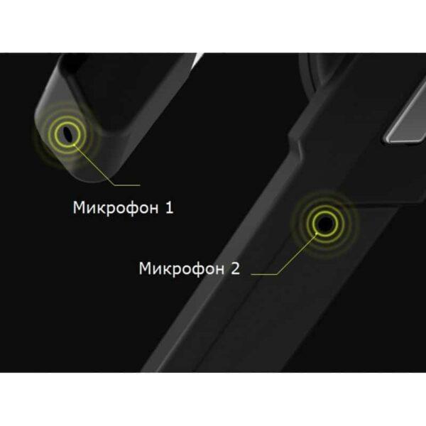 29388 - Bluetooth гарнитура Dacom Front line 200 - DSP чип AB1526, 20-канальный эквалайзер, подавление шума и эха