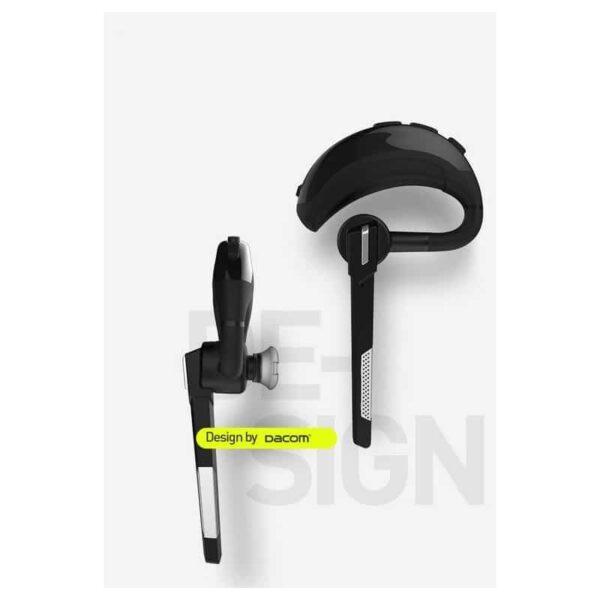 29389 - Bluetooth гарнитура Dacom Front line 200 - DSP чип AB1526, 20-канальный эквалайзер, подавление шума и эха