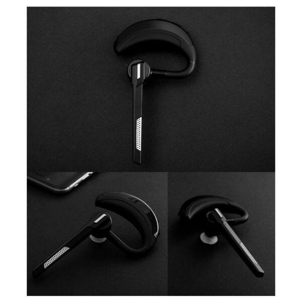 29391 - Bluetooth гарнитура Dacom Front line 200 - DSP чип AB1526, 20-канальный эквалайзер, подавление шума и эха