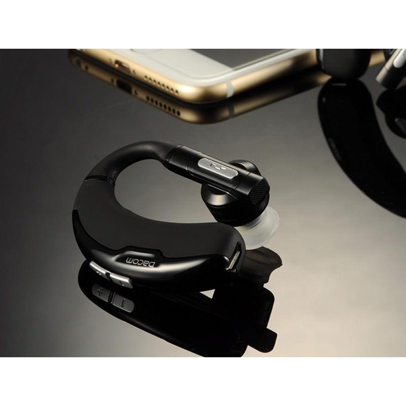Bluetooth гарнитура Dacom M10 – до 8 часов разговора, снижение уровня шума, улучшение качества звука