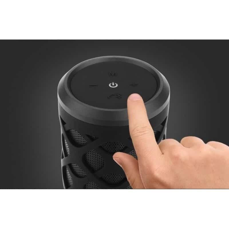 Портативная Bluetooth колонка Pisen SPK-B003 – IPx6, поддержка Micro SD 206402