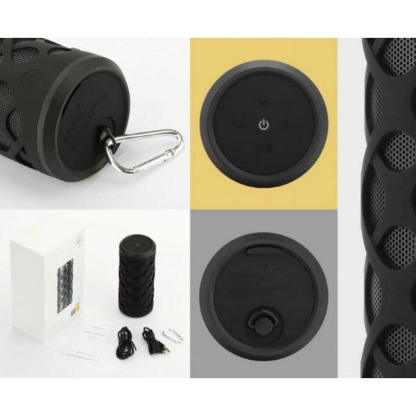 29643 - Портативная Bluetooth колонка Pisen SPK-B003 - IPx6, поддержка Micro SD