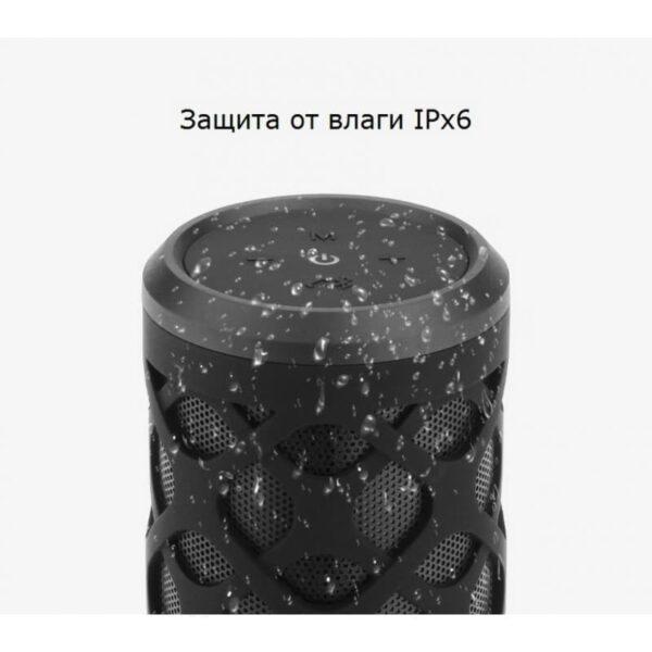 29644 - Портативная Bluetooth колонка Pisen SPK-B003 - IPx6, поддержка Micro SD