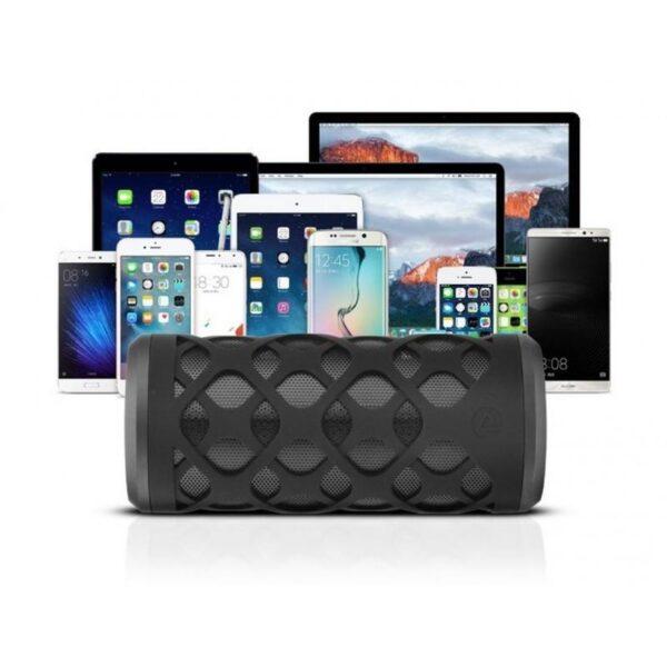 29645 - Портативная Bluetooth колонка Pisen SPK-B003 - IPx6, поддержка Micro SD