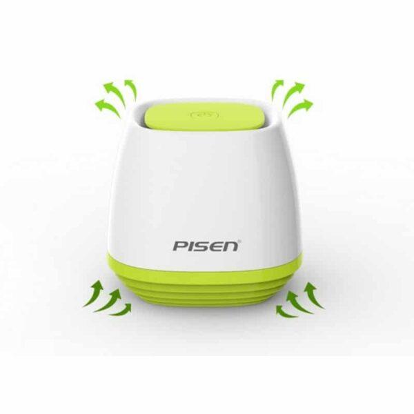 29649 - Портативный USB очиститель воздуха Pisen HEPA