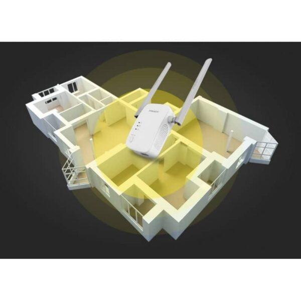 29658 - Беспроводной Wi-Fi маршрутизатор-репитер Pisen Holy Grail