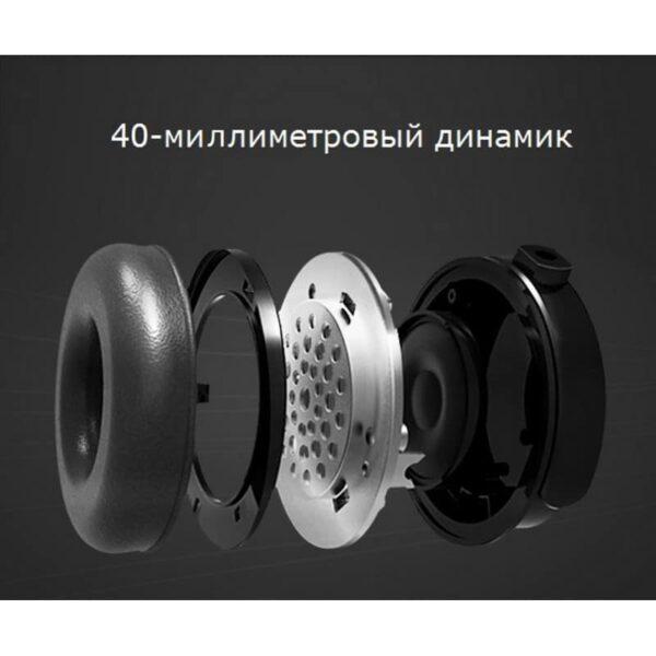 29698 - Hi-Fi наушники Pisen HD300 - позолоченный штекер, металлическая конструкция, кожаные амбушюры