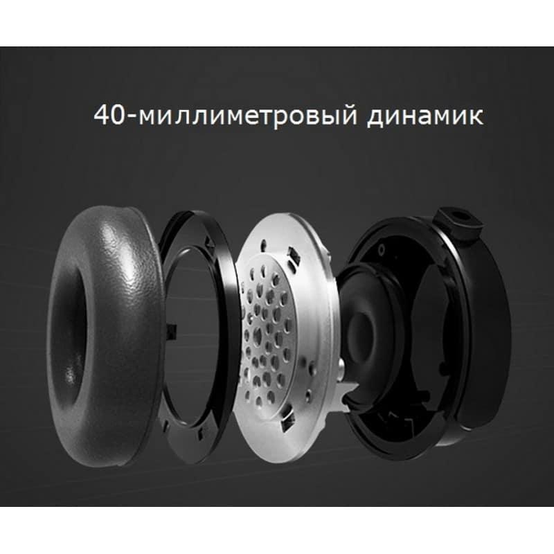 Hi-Fi наушники Pisen HD300 – позолоченный штекер, металлическая конструкция, кожаные амбушюры 206451