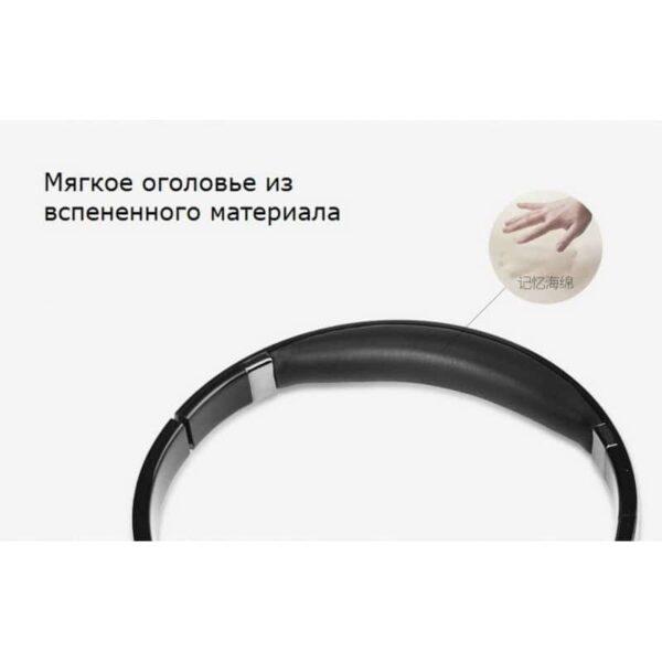 29701 - Hi-Fi наушники Pisen HD300 - позолоченный штекер, металлическая конструкция, кожаные амбушюры