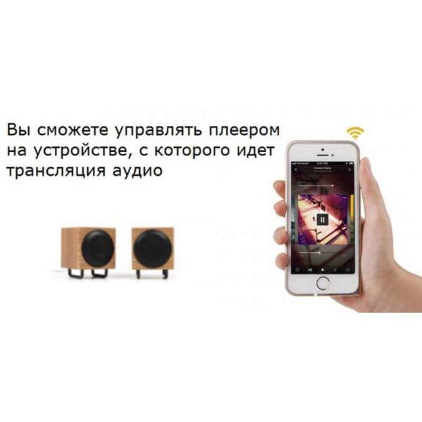29730 - 3 в 1 устройство Pisen Cloud Music Box - облачное воспроизведение музыки, Wi-Fi маршрутизатор-репитер, порт зарядки Lightning
