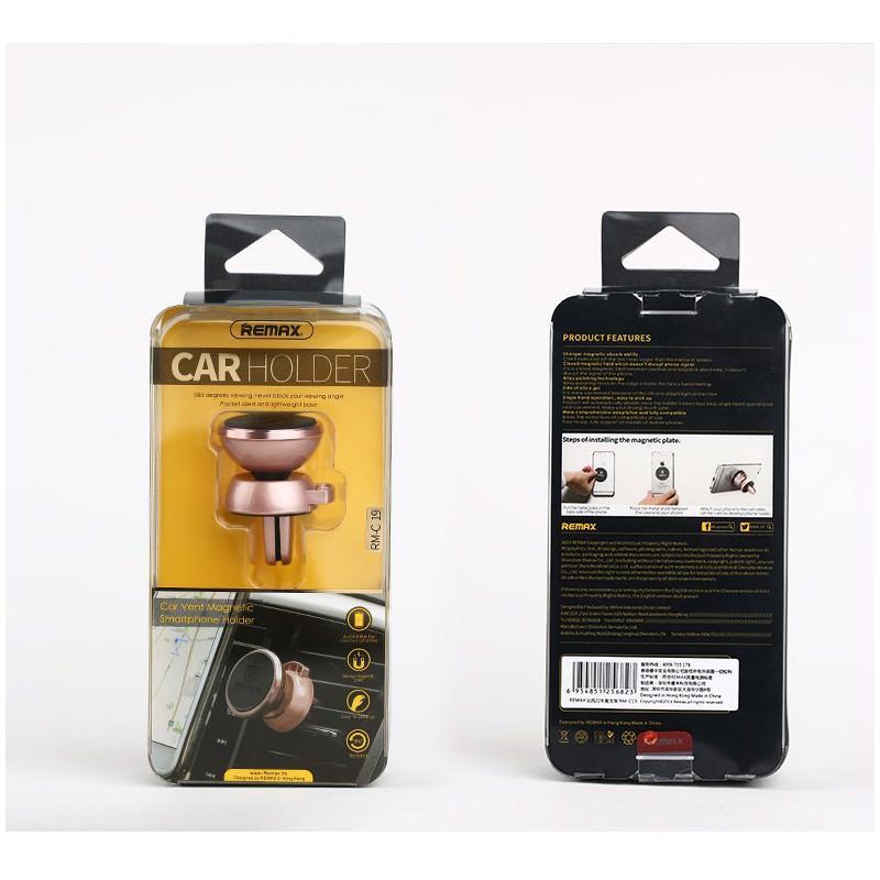 Магнитный держатель для смартфона Remax RM-C19 206530