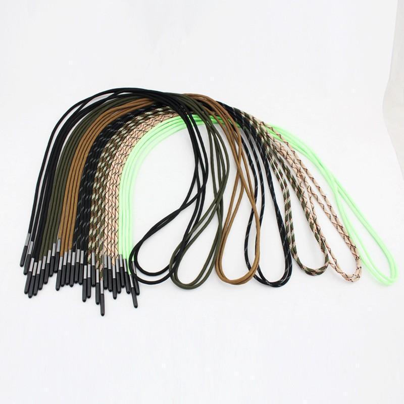 Шнурки выживания из паракорда с огнивом Highlander + светоотражающая нить 206556