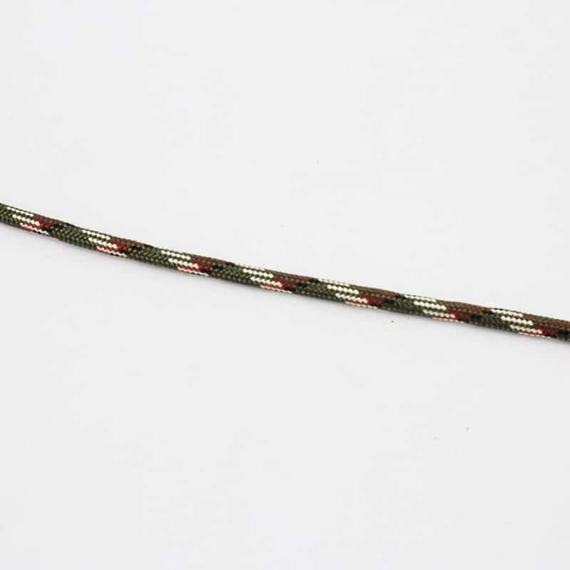 Шнурки выживания из паракорда с огнивом Highlander + светоотражающая нить 206558
