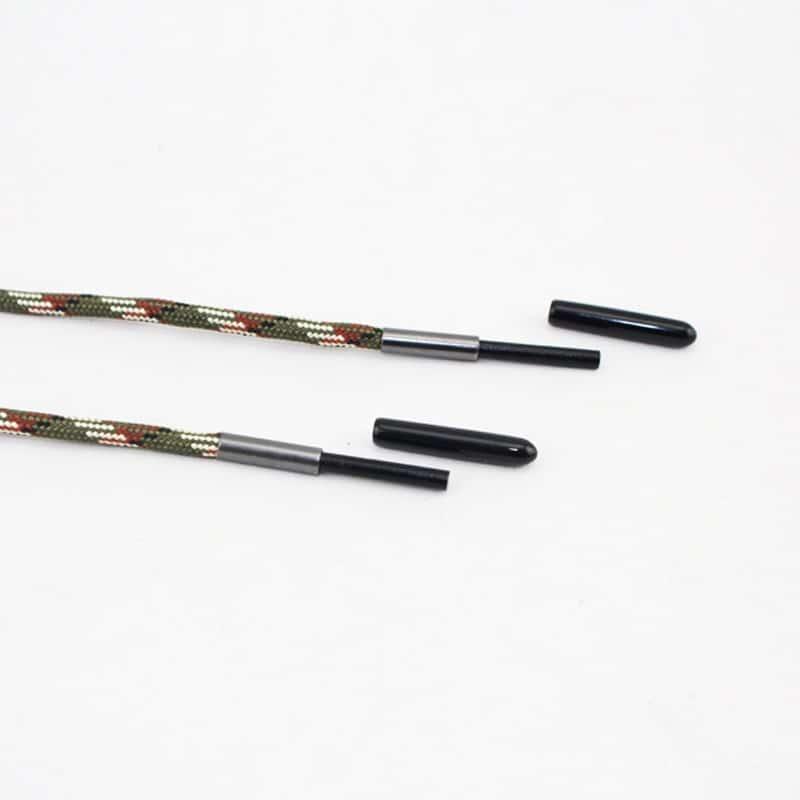 Шнурки выживания из паракорда с огнивом Highlander + светоотражающая нить 206565
