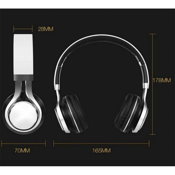 29835 - Складные наушники Sound Intone HD 30 - HD микрофон, позолоченный штекер