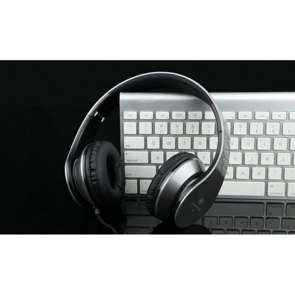 29844 - Складные наушники Sound Intone I60 - встроенный микрофон, трехполосный эквалайзер, басы
