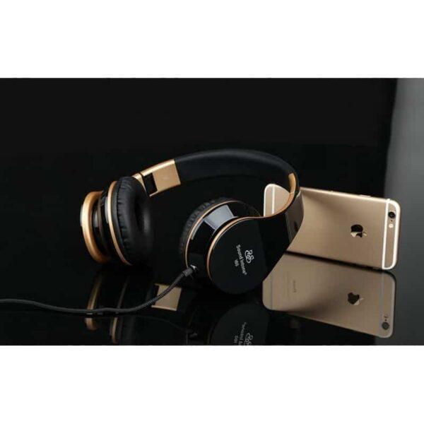 29845 - Складные наушники Sound Intone I60 - встроенный микрофон, трехполосный эквалайзер, басы