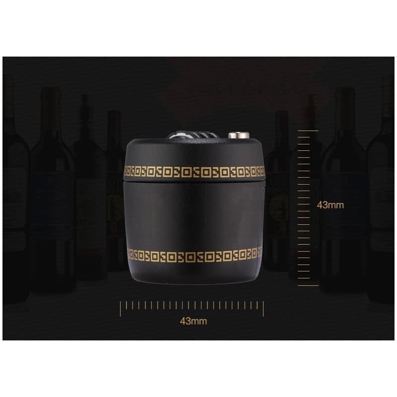 Пробка с кодовым замком для всех типов бутылок VIPBottle 206699
