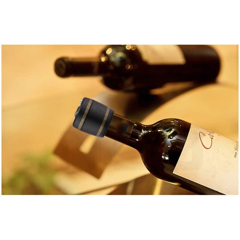 Пробка с кодовым замком для всех типов бутылок VIPBottle 206702