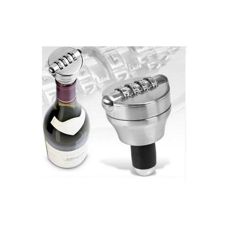 30016 - Вакуумная пробка с кодовым замком для всех типов бутылок AlkoStop