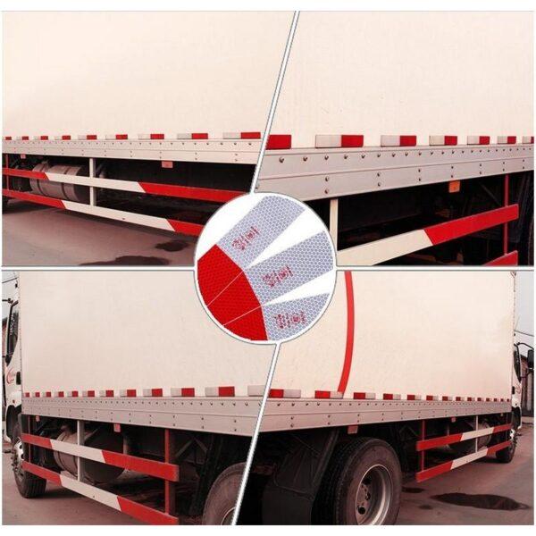 30114 - Светоотражающие наклейки на кузов автомобиля