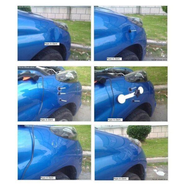 30123 - Набор для самостоятельного ремонта вмятин на кузове автомобиля Pops-A-Dent