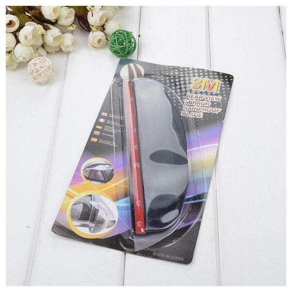 30205 - Блистер для защиты автомобильных зеркал от дождя и снега (2 штуки)
