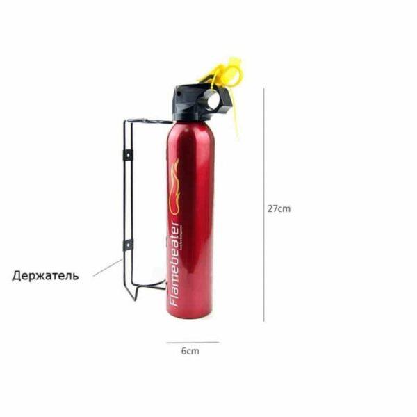 30209 - Порошковый автомобильный огнетушитель Flamebeater