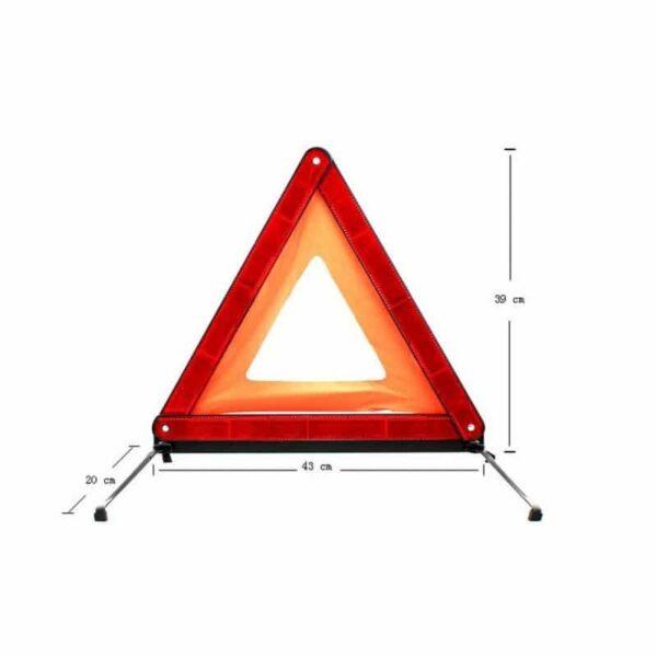 30217 - Складной треугольный знак аварийной остановки