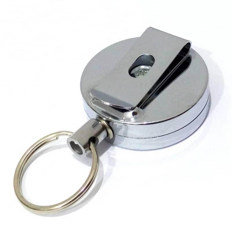 30541 - Телескопический брелок-антипотеряйка для ключей/ ценных вещей