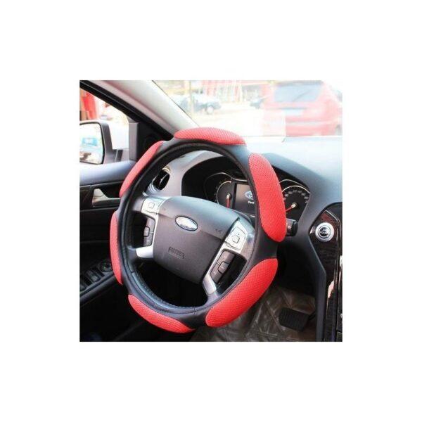 30682 - Автомобильный чехол на руль с дышащим, антискользящим покрытием