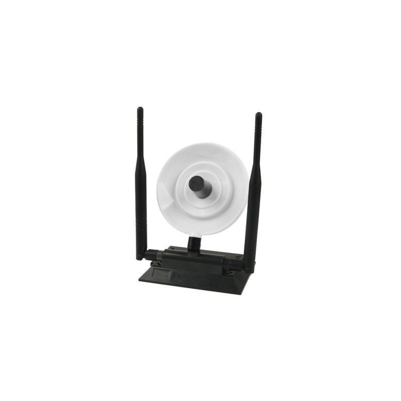 30768 - Беспроводной сетевой Wi-Fi адаптер X68 - 2.4 ГГц, 3800 мВт, до 16 км, до 150 Мбит/с, 58 дБи