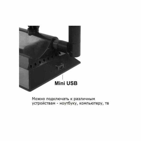 30770 - Беспроводной сетевой Wi-Fi адаптер X68 - 2.4 ГГц, 3800 мВт, до 16 км, до 150 Мбит/с, 58 дБи