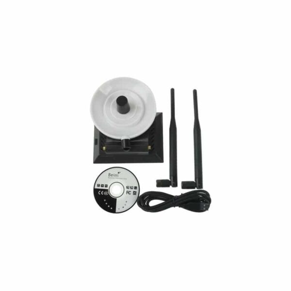 30771 - Беспроводной сетевой Wi-Fi адаптер X68 - 2.4 ГГц, 3800 мВт, до 16 км, до 150 Мбит/с, 58 дБи