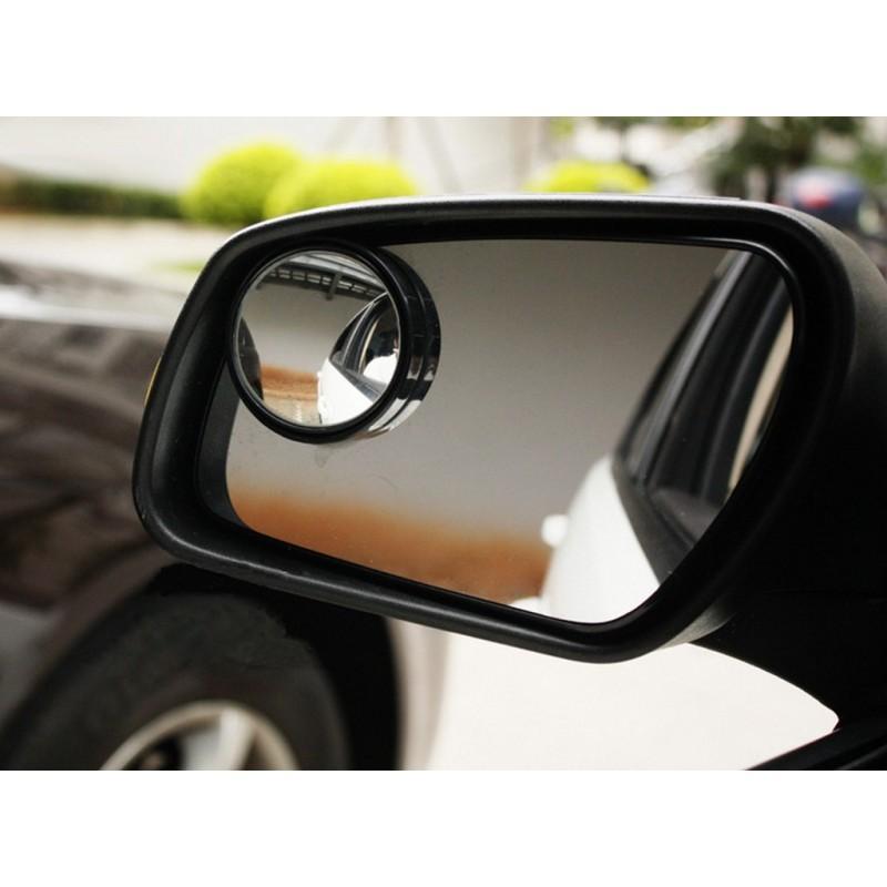 30952 - Дополнительное круглое зеркало заднего вида для автомобиля (пара)
