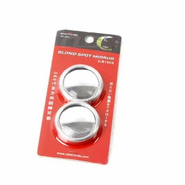 30955 - Дополнительное круглое зеркало заднего вида для автомобиля (пара)