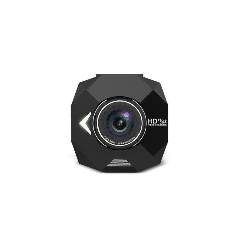 Автомобильный видеорегистратор Road Guard – 1080p, 2.4 дюйма, 160 градусов, циклическая запись, датчик движения, G-сенсор