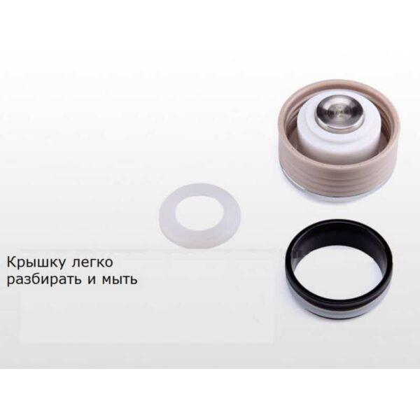31566 - Компактный стильный термос Fu Guang Style - 350 мл, до 24 часов сохранения температуры, нержавеющая сталь