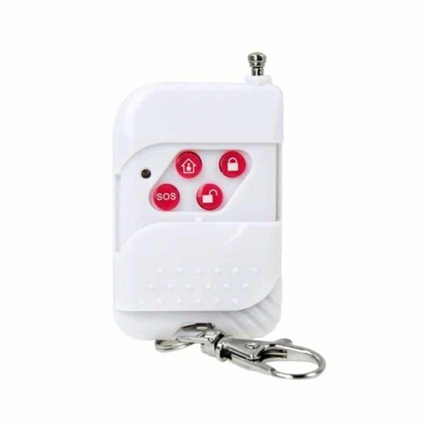 31668 - Домашняя система безопасности YA-302B-1 9 в 1 - сирена 110 дБ, кнопка SOS, 2 пульта ДУ, 2 PIR датчика, 4 дверных датчика