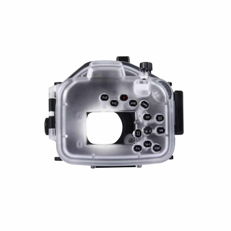 Водонепроницаемый корпус/ подводный чехол/ аквабокс  PULUZ для камеры Canon G7 X Mark II (черный) 208234