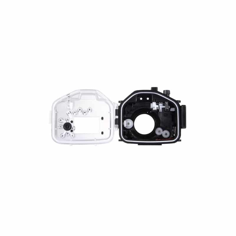 Водонепроницаемый корпус/ подводный чехол/ аквабокс  PULUZ для камеры Canon G7 X Mark II (черный) 208235