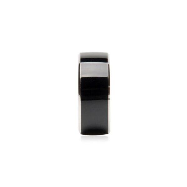 31702 - Умное кольцо JAKCOM R3F (черное): титан, IP68, NFC, быстрая разблокировка, защита данных, Push-сообщения, электронные визитки