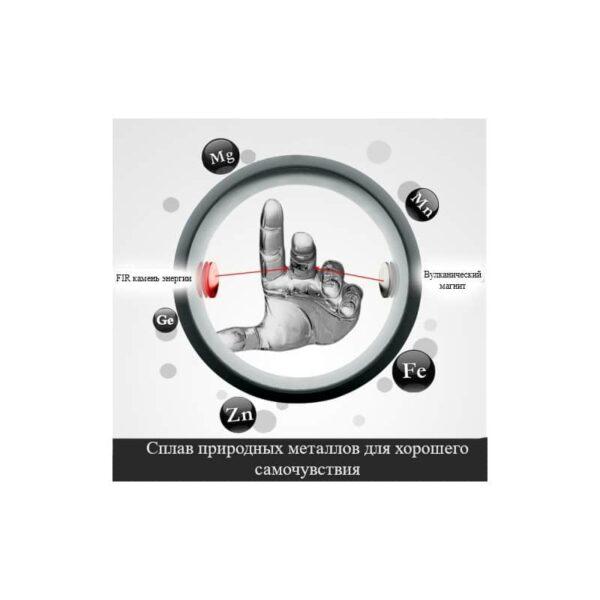 31715 - Умное кольцо JAKCOM R3F (черное): титан, IP68, NFC, быстрая разблокировка, защита данных, Push-сообщения, электронные визитки