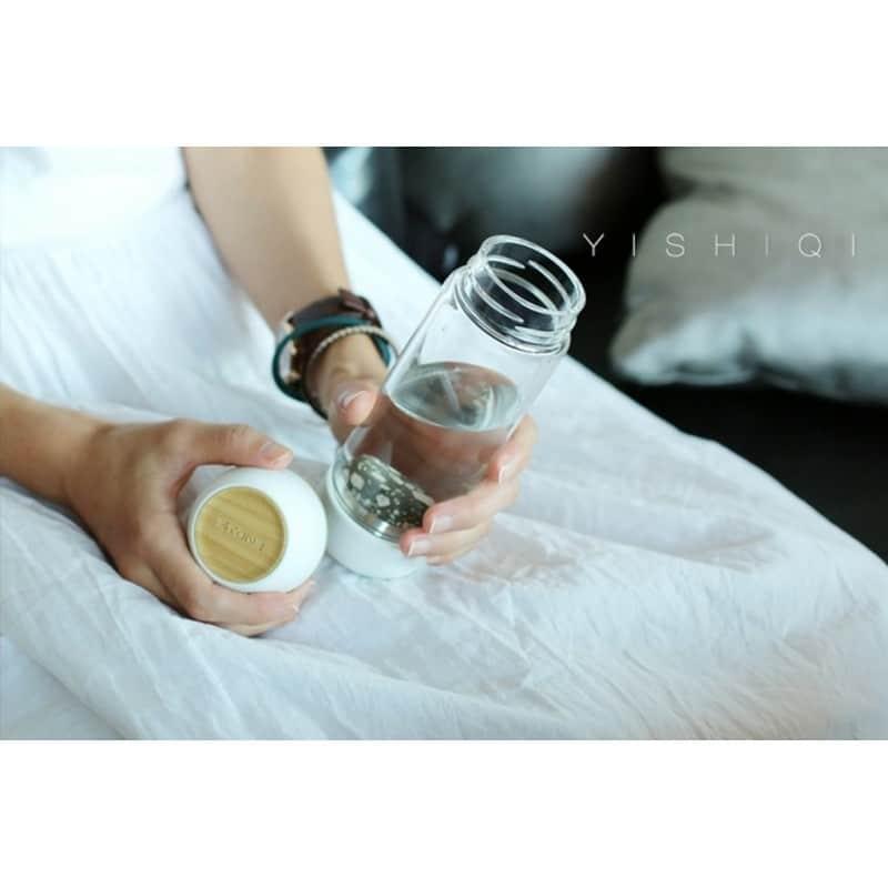 Бутылка для воды с эффектом минерализации Fu Guang Stone 208313