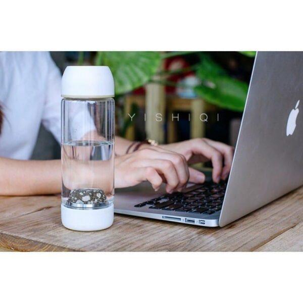31773 - Бутылка для воды с эффектом минерализации Fu Guang Stone