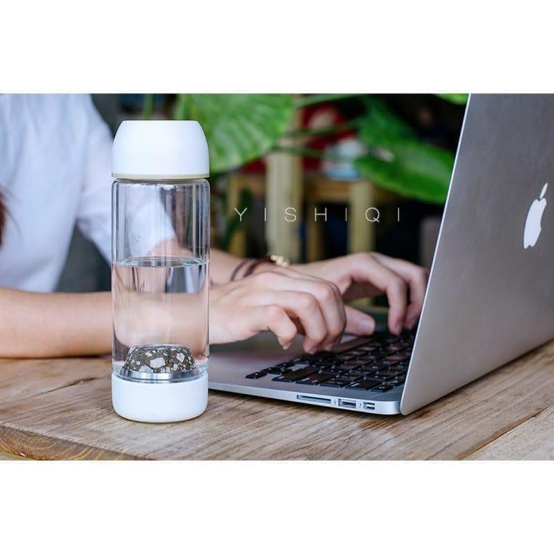 Бутылка для воды с эффектом минерализации Fu Guang Stone 208314