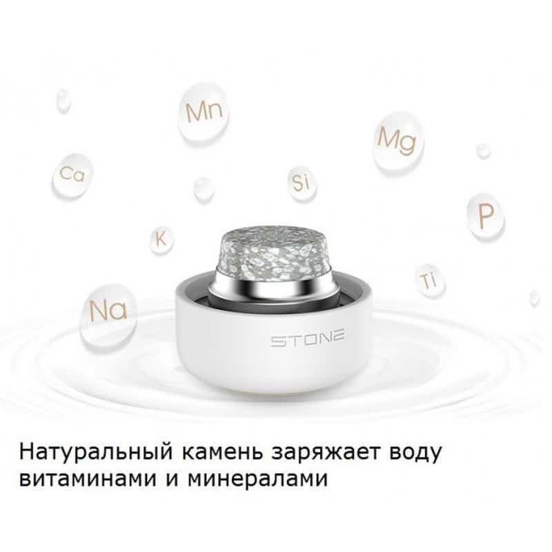 Бутылка для воды с эффектом минерализации Fu Guang Stone 208318
