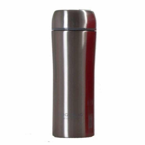 31783 - Компактный термос Fu Guang Straight Cup - 380 мл, нержавеющая сталь, сохранение температуры до 6 часов